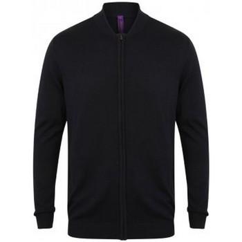 Kleidung Jacken Henbury HB718 Marineblau