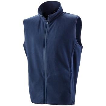 Kleidung Strickjacken Result R116X Marineblau