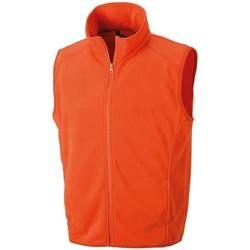 Kleidung Strickjacken Result R116X Orange