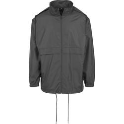 Kleidung Herren Jacken Build Your Brand BY078 Schwarz