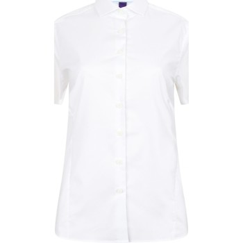 Kleidung Damen Hemden Henbury HB538 Weiß