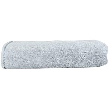 Home Handtuch und Waschlappen A&r Towels Taille unique Hellgrau