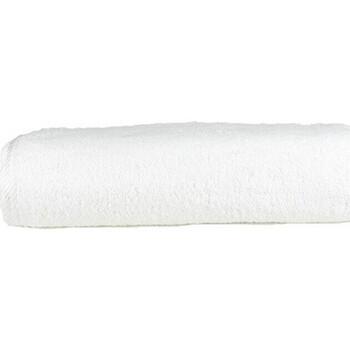 Home Handtuch und Waschlappen A&r Towels Taille unique Weiß