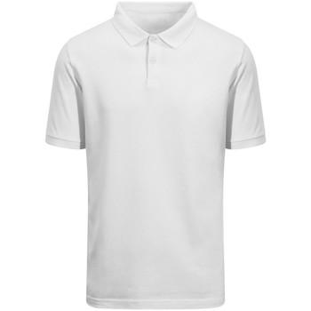 Kleidung Polohemden Awdis EA011 Schneeweiß
