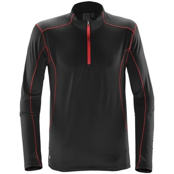 Kleidung Herren Sweatshirts Stormtech ST177 Schwarz/Rot