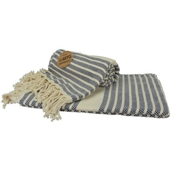 Home Strandtuch A&r Towels RW7280 Navy/Creme