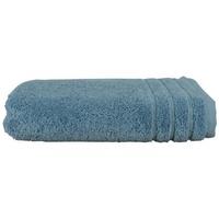 Home Handtuch und Waschlappen A&r Towels Taille unique Blau