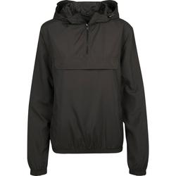 Kleidung Damen Jacken Build Your Brand BY095 Schwarz