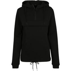 Kleidung Damen Sweatshirts Build Your Brand BY097 Schwarz