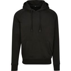 Kleidung Sweatshirts Build Your Brand BY093 Schwarz