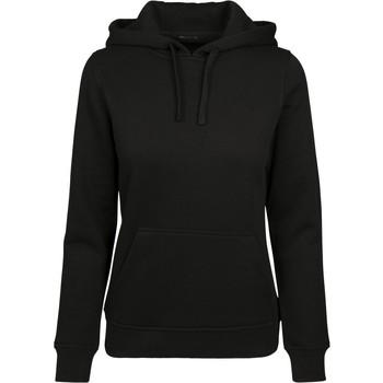 Kleidung Damen Sweatshirts Build Your Brand BY087 Schwarz