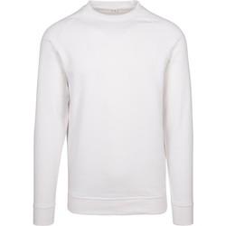 Kleidung Herren Sweatshirts Build Your Brand BY094 Weiß