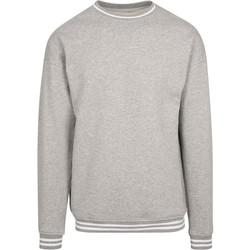 Kleidung Herren Sweatshirts Build Your Brand BY104 Weiss