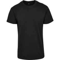 Kleidung T-Shirts Build Your Brand BY123 Schwarz