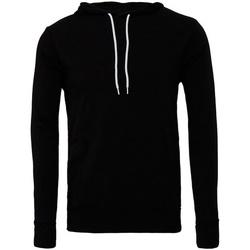 Kleidung Sweatshirts Bella + Canvas BE105 Schwarz