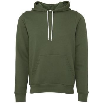 Kleidung Sweatshirts Bella + Canvas BE105 Grün