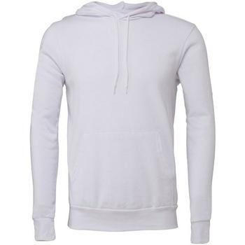 Kleidung Sweatshirts Bella + Canvas BE105 Weiß
