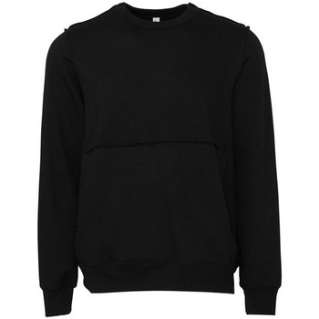 Kleidung Sweatshirts Bella + Canvas BE133 Schwarz