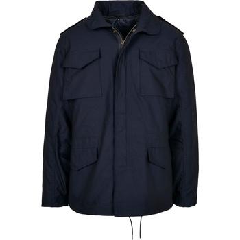 Kleidung Herren Jacken Build Your Brand BD308 Marineblau