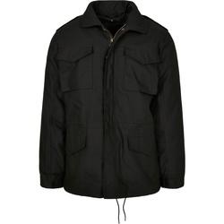 Kleidung Herren Jacken Build Your Brand BD308 Schwarz