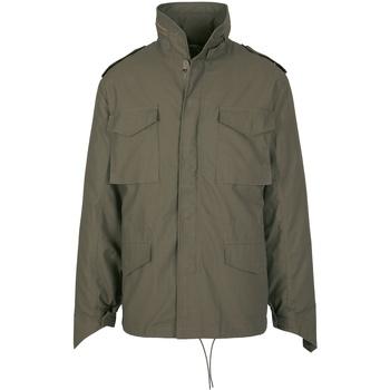 Kleidung Herren Jacken Build Your Brand BD308 Olive
