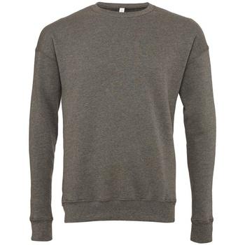 Kleidung Sweatshirts Bella + Canvas BE045 Grau meliert