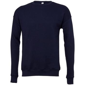 Kleidung Sweatshirts Bella + Canvas BE045 Marineblau