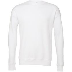 Kleidung Sweatshirts Bella + Canvas BE045 Weiß
