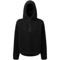 Kleidung Damen Sweatshirts Tridri  Schwarz