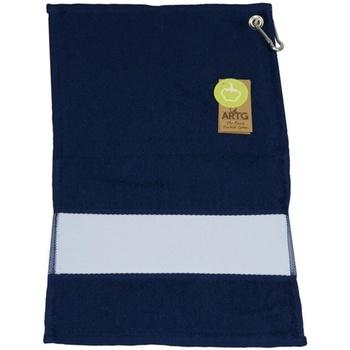 Home Handtuch und Waschlappen Artg Taille unique Marineblau