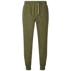 Kleidung Herren Jogginghosen Asquith & Fox AQ055 Olive