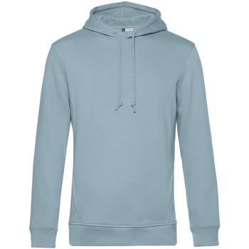 Kleidung Herren Sweatshirts B&c  Blau