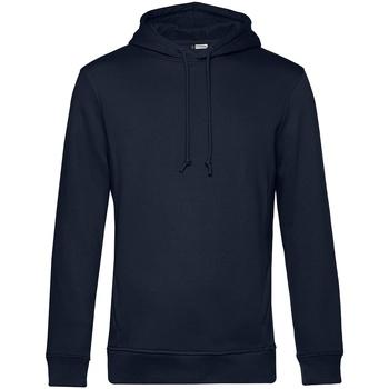 Kleidung Herren Sweatshirts B&c  Marineblau