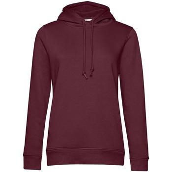 Kleidung Damen Sweatshirts B&c  Burgunder