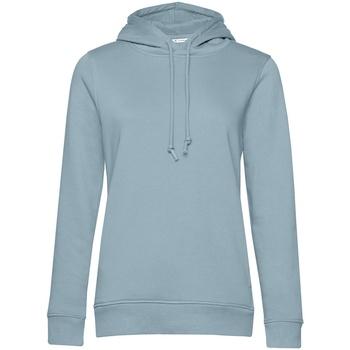 Kleidung Damen Sweatshirts B&c  Blau