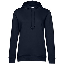 Kleidung Damen Sweatshirts B&c  Marineblau
