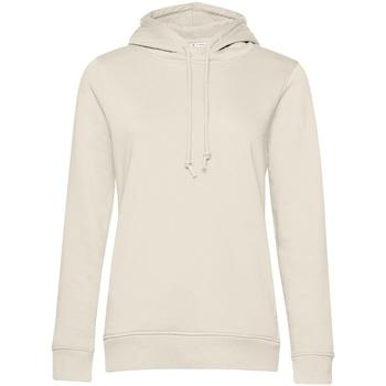 Kleidung Damen Sweatshirts B&c  Weiss