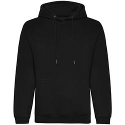 Kleidung Herren Sweatshirts Awdis JH201 Schwarz