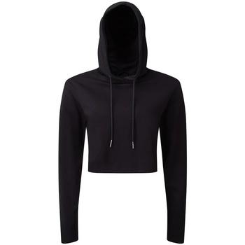Kleidung Damen Sweatshirts Tridri TR088 Schwarz