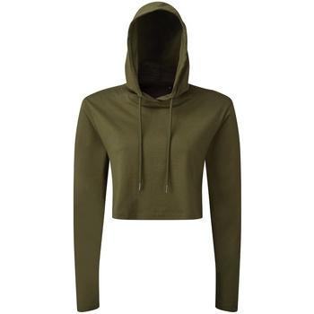 Kleidung Damen Sweatshirts Tridri TR088 Olive