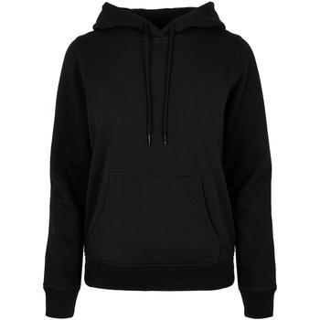 Kleidung Damen Sweatshirts Build Your Brand BB007 Schwarz