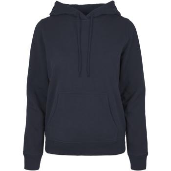 Kleidung Damen Sweatshirts Build Your Brand BB007 Marineblau