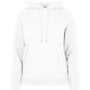 Kleidung Damen Sweatshirts Build Your Brand BB007 Weiß