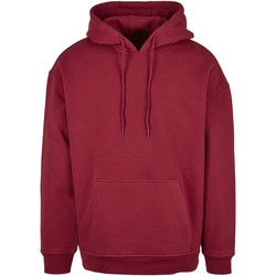 Kleidung Herren Sweatshirts Build Your Brand BB006 Burgunder