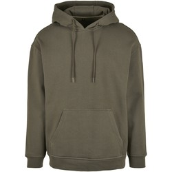 Kleidung Herren Sweatshirts Build Your Brand BB006 Olive
