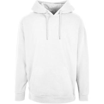 Kleidung Herren Sweatshirts Build Your Brand BB006 Weiß