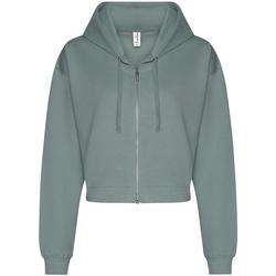 Kleidung Damen Sweatshirts Awdis JH065 Grün