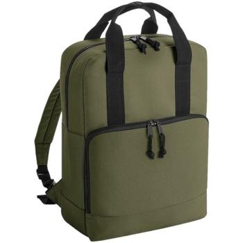 Taschen Rucksäcke Bagbase BG287 Grün