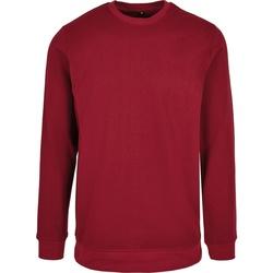 Kleidung Herren Sweatshirts Build Your Brand BB003 Burgunder