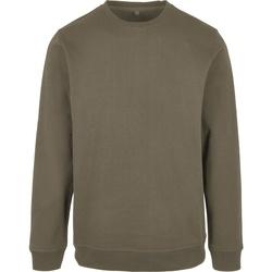 Kleidung Herren Sweatshirts Build Your Brand BB003 Olive